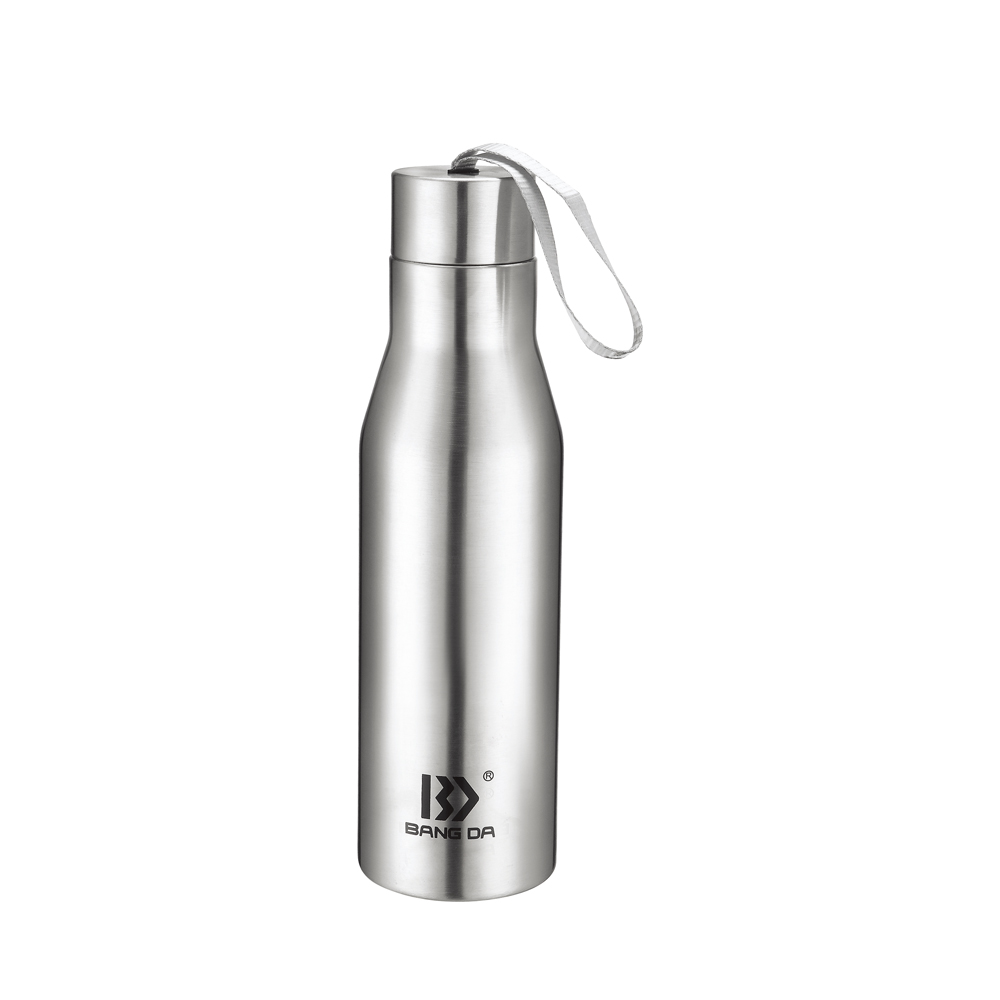Single Stainless Steel Water Bottle