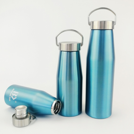 Stainless Steel Double Walled Vacuum Bottle